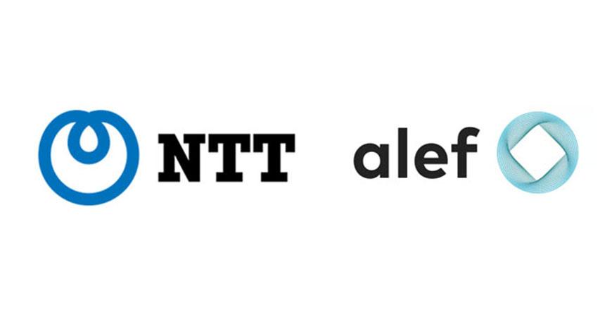 NTT-Alefedge
