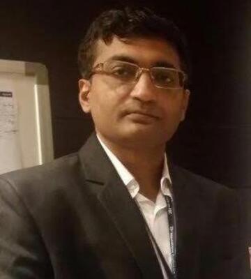 DR Ranjit S. Patil